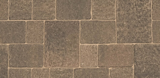 Hazelnut-Tegula -Block- Paving