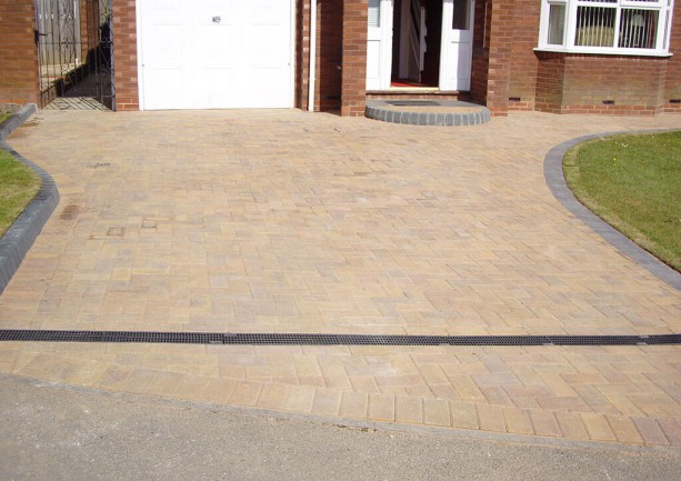 Block Paving Options