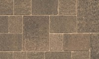 Hazelnut Tegula Block Paving