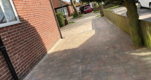 Marshalls Block Paving Relay