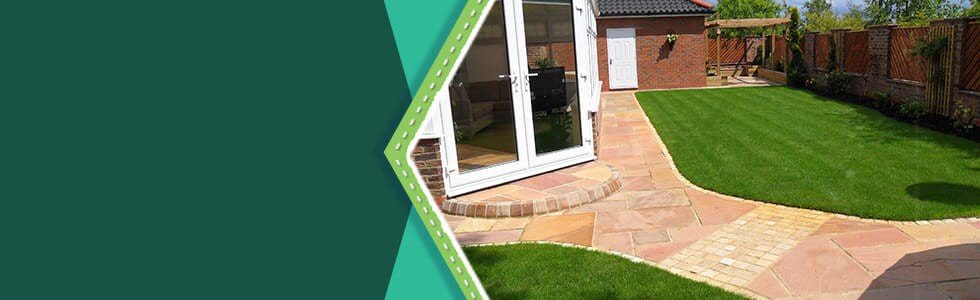 Natural Stone Paving Installations
