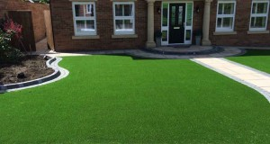Durham Marshalls Paving & Artificial Lawn Installation