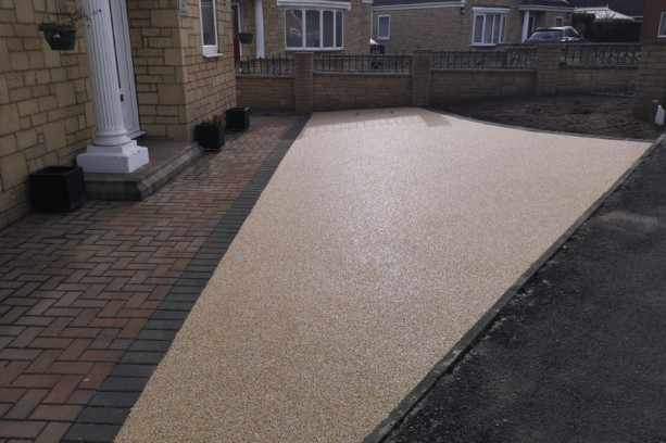 Resin Driveways North East