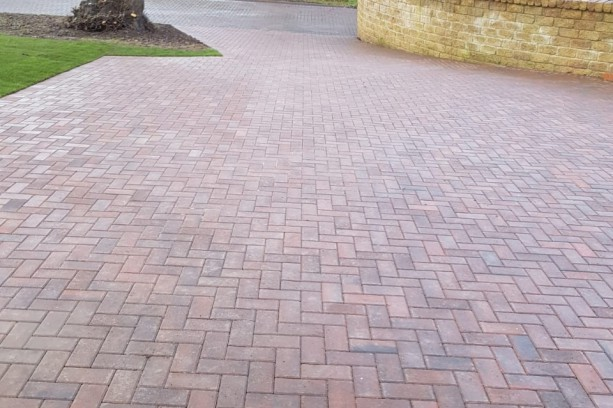 Marshalls Block Paving North East – Brindle