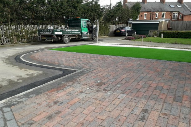 LazyLawn Artificial Grass & Driveway Installation Prudhoe