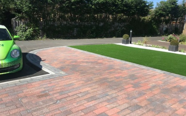 Block Paving Ryton