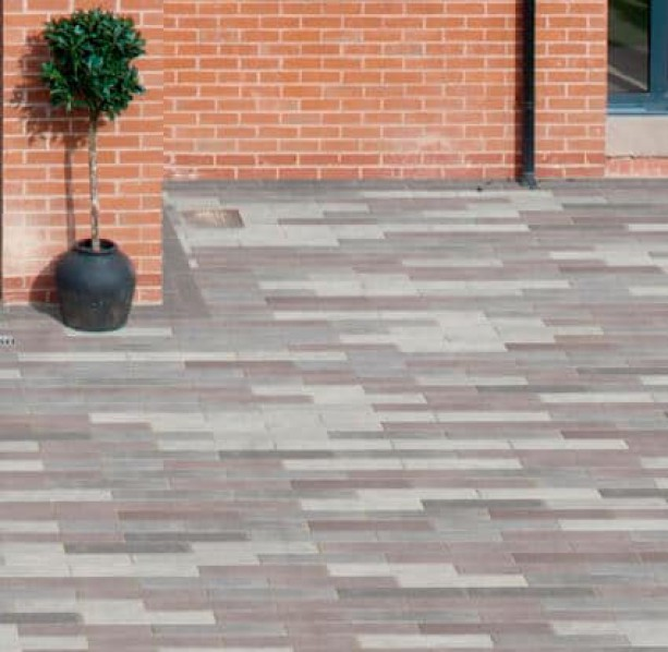 A range of Paving Services in the North East