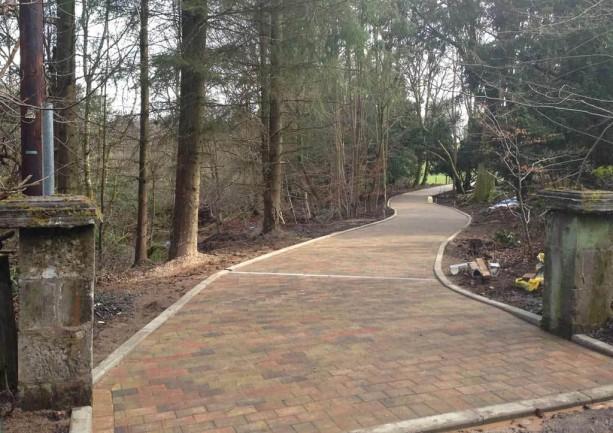 Driveway Installation Scotland