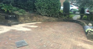 Block Paving Project in Yarm
