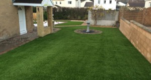 Gosforth Artificial Lawn Project