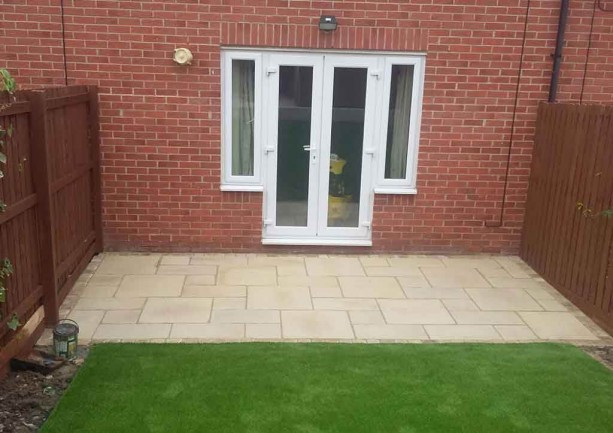 Marshalls Paving Slabs