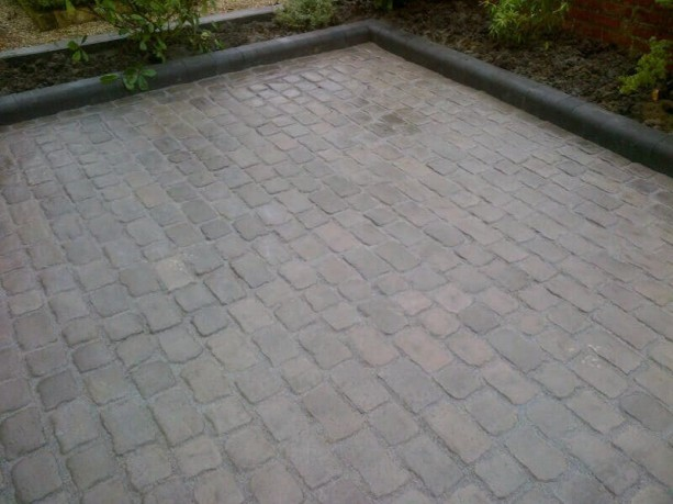 Marshalls Cobbletech Driveways