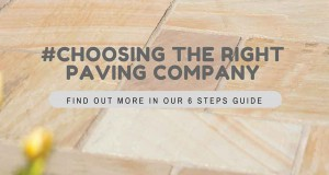Paving Companies Offering Finance