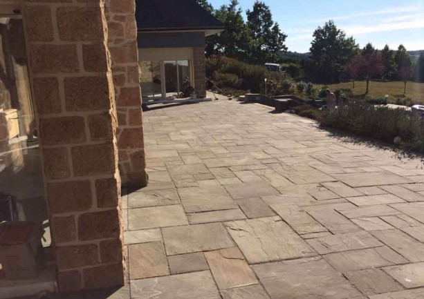 Patio Paving France