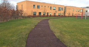 Resin Bound Rubber Mulch Surfacing Middlesbrough