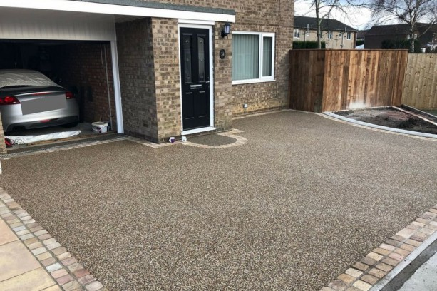 Resin Bound Driveways North East