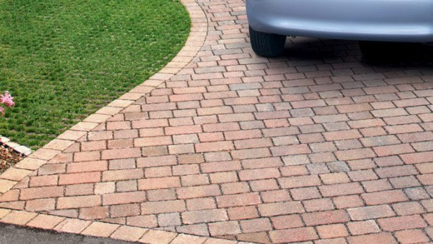 Driveways- Tegula Paving in Newcastle