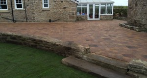 Residential Paving & Driveways Project in Consett