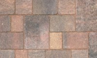 traditional tegula block paving